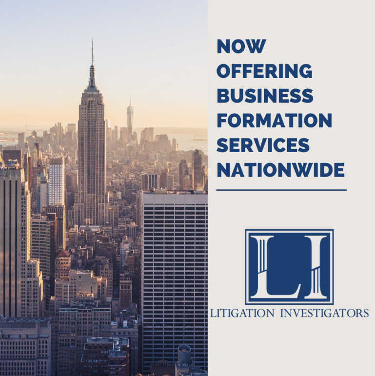 Corporate Formation Service